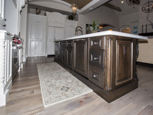 Rounded Corners Gaskill Custom Cabinetry